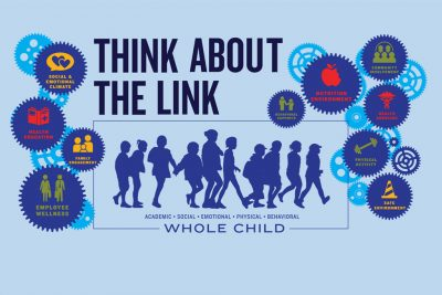 Think About the Link logo.
