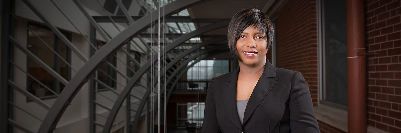 Dean Gladis Kersaint. Text Reads: Gladis Kersaint Named UConn Vice Provost for Strategic Initiatives.