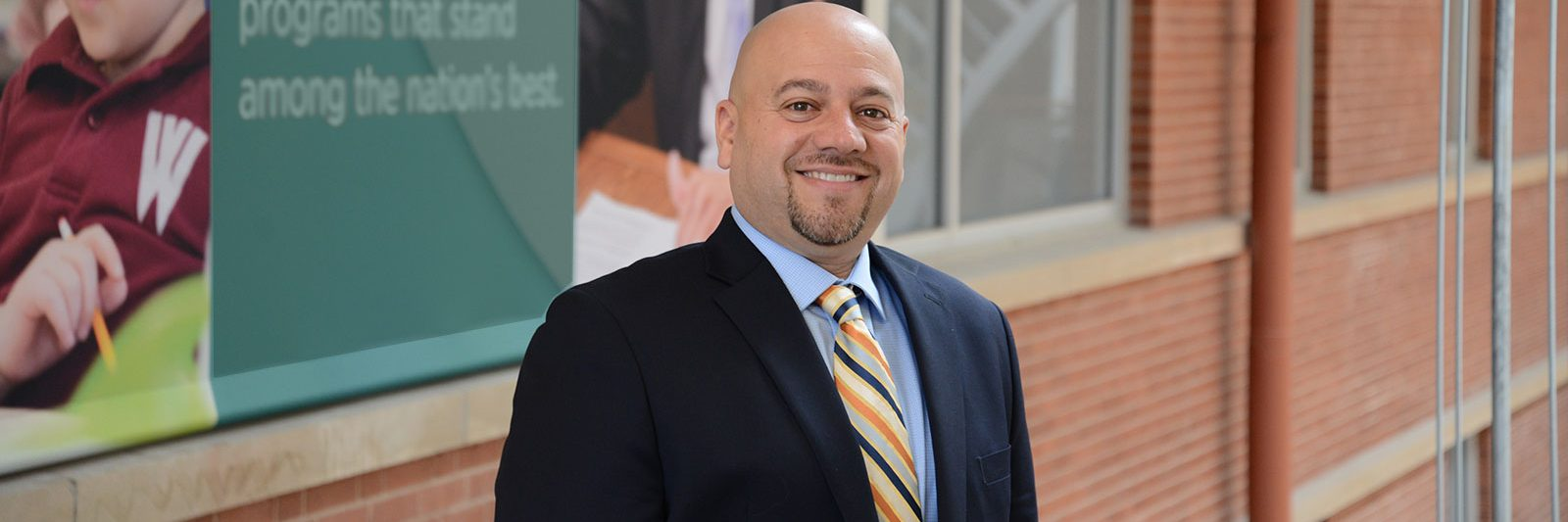 Jason Irizarry Named Interim Dean of the Neag School. Read the Provost's Announcement.