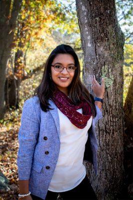 Sandra Silva-Enos, Holmes Scholars Program member.