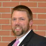 Carl Johnson, Alumni Board President, 2021-22.