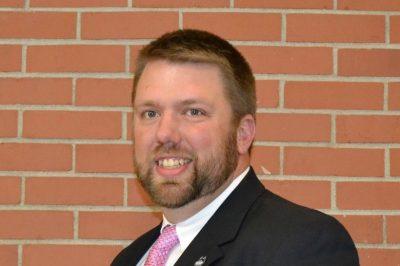 Carl Johnson, president of the Neag School Alumni Board, 2021-22.