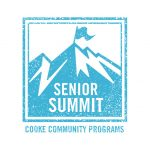 Senior Summit logo.