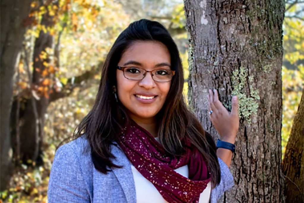 Sandra Silva-Enos. [Links to story on first Neag School Holmes Scholars Program cohort.]